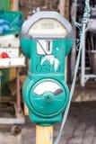 Parking maszyny w Malaysia Zdjęcia Stock