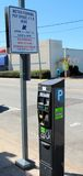 Parking Meter, Virginia Beach Virginia Royalty Free Stock Photo