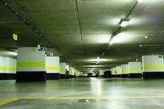 parking metro Obraz Royalty Free