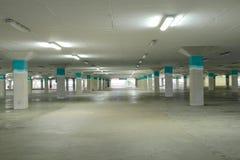parking objętych partii Obraz Stock