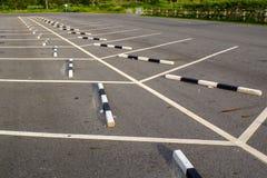 Parking Stock Photo