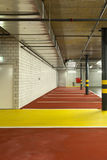 Parking, passage Royalty Free Stock Photography