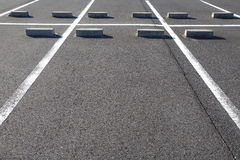 Parking places Royalty Free Stock Image