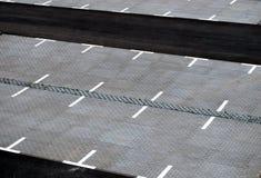 parking samochodowy Obraz Royalty Free