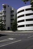 parking samochodowy Obrazy Royalty Free