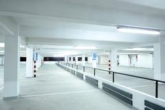 parking samochodowy Fotografia Royalty Free