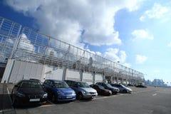 parking samochodowy Fotografia Stock