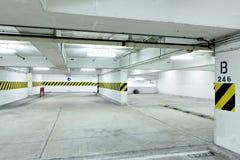 Parking samochodowy udział Zdjęcia Stock