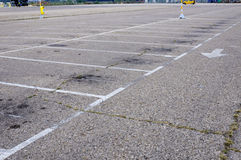 Parking space Royalty Free Stock Image