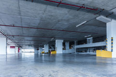 Parking space Stock Images