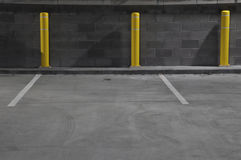 Parking Spaces Stock Photo