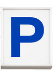Parkingsign Royalty Free Stock Images