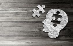 Parkinson ασθένεια και εκφυλιστική αναταραχή διανυσματική απεικόνιση
