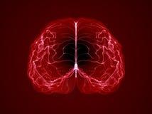 Parkinson degenerative brain diseases Stock Image
