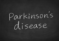 Parkinson`s disease Stock Photos
