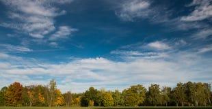 Parkland视图 库存图片