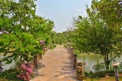 Parkland сада Стоковое Фото