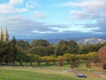 Parkland de Autum Foto de Stock Royalty Free