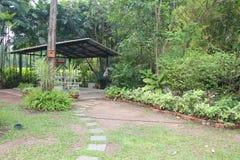 Parkland del jardín Fotos de archivo libres de regalías