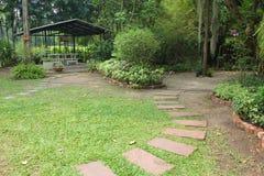 Parkland del jardín Fotografía de archivo