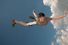 Parkour Royalty Free Stock Photo