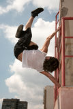 Parkour Royalty Free Stock Image