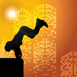 Parkour Stock Photography