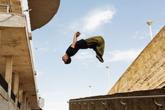 Free Parkour In The City Royalty Free Stock Images - 93310559