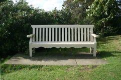 Parkowa ławka zdjęcie stock