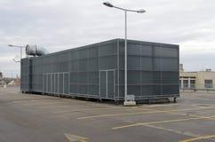 Parkować dach Obrazy Royalty Free