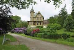 parkowi architektura szwedzi Obraz Royalty Free