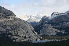 parkowy śnieżny Yosemite Fotografia Royalty Free