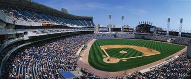 Parkowy Comiskey Stadium Zdjęcia Stock