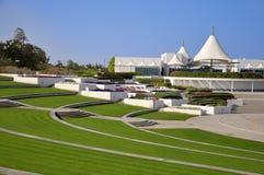 parkowy Dubai piękny widok uae zdjęcie royalty free