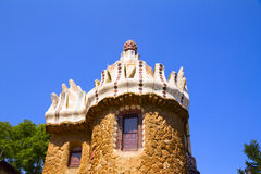 Parkowy Guell Fotografia Royalty Free