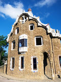 Parkowy Guell, Barcelona Obrazy Royalty Free
