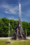Parkowy Herrenchiemsee Obraz Stock