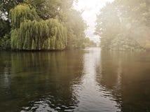 parkowy James st London obraz stock
