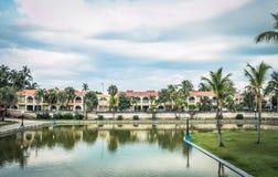Parkowy josone w Varadero Zdjęcia Royalty Free