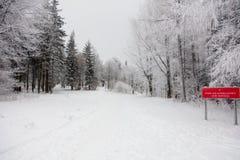 Parkowy Krajobrazowy Gor sowich, Polska Zdjęcie Royalty Free