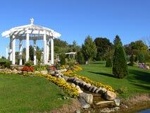 parkowy miasteczko Zdjęcia Royalty Free