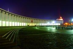 parkowy Moscow zwycięstwo Zdjęcia Royalty Free