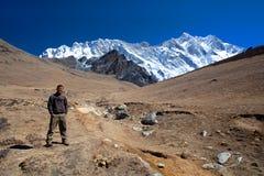 parkowy Nepal krajowy sagarmatha Obraz Stock