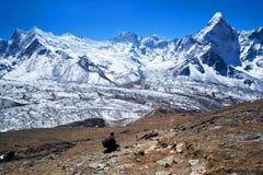 parkowy Nepal krajowy sagarmatha Zdjęcia Royalty Free