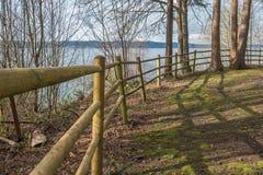 Parkowy ogrodzenie 2 Obraz Royalty Free