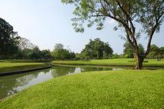 parkowy sceniczny Zdjęcia Stock