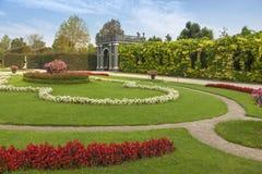 Parkowy Schonbrunn Zdjęcie Royalty Free