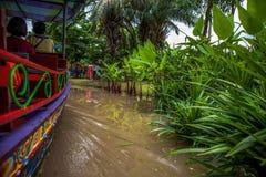 Parkowy Siam Miasto parkiem jest rozrywki i wody w Khan Na Yao okręgu Bangkok, Tajlandia Fotografia Royalty Free