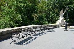 parkowy spacer Obraz Royalty Free