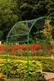 Parkowy sposób i łuk w Bryant parku obraz stock